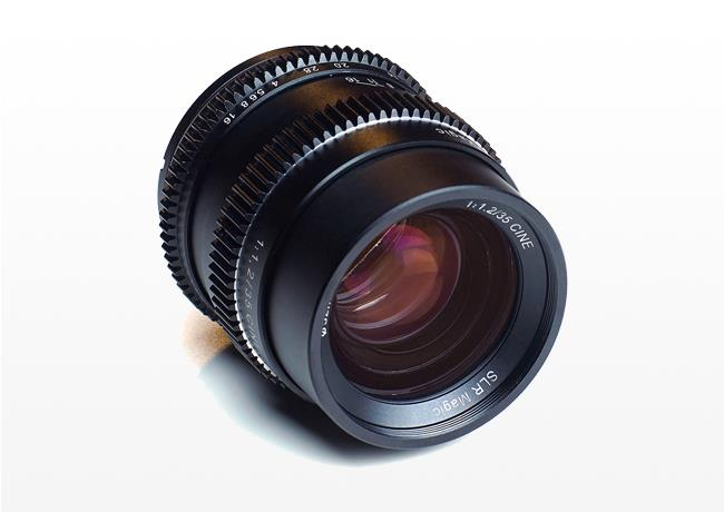 Kiralık SLR Magic Cine 35mm f/1.2 (E-mount)