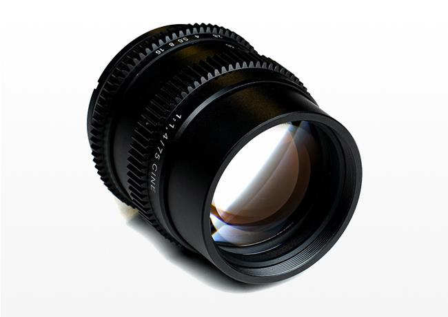 Kiralık SLR Magic Cine 75mm f/1.4 (E-mount)