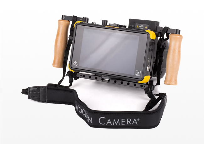 Kiralık Wooden Camera Director Monitor Cage