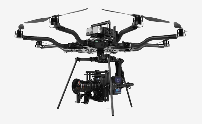 Freefly Alta 8 Drone Detay