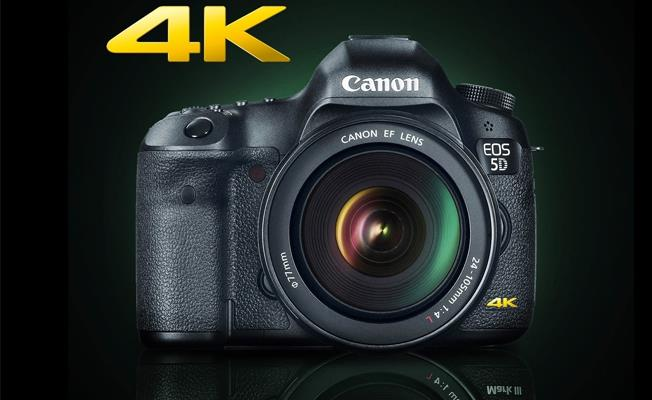 Canon 5D Mark 4 Detay