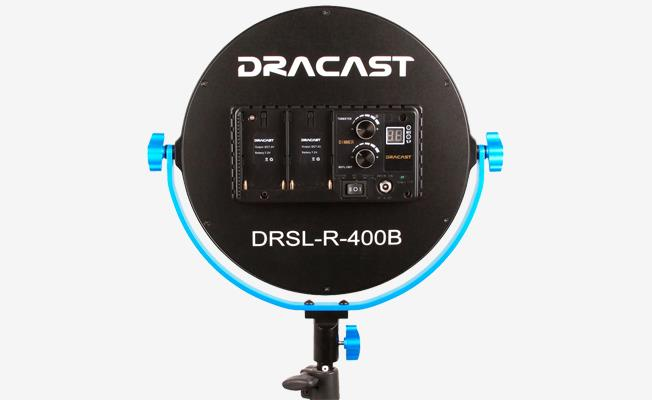 Dracast 400 Bi-Color Led Set Detay