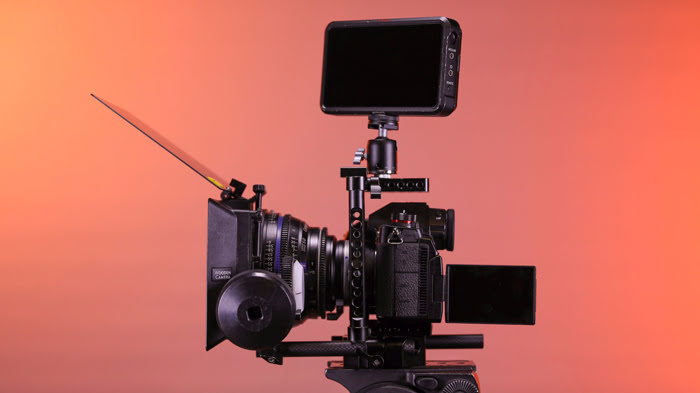 Blackmagic Pocket Kamera Seti